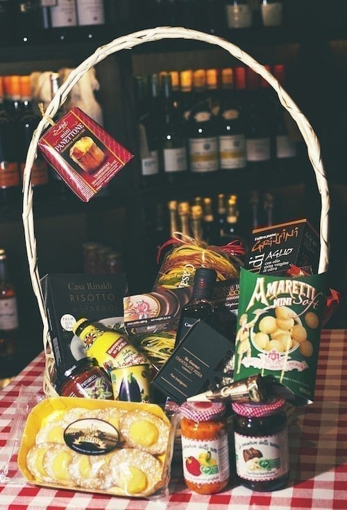 Large Italian Christmas Hamper