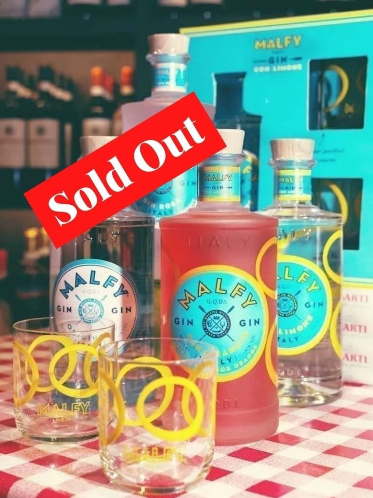 Malfy Gin Set - sold out