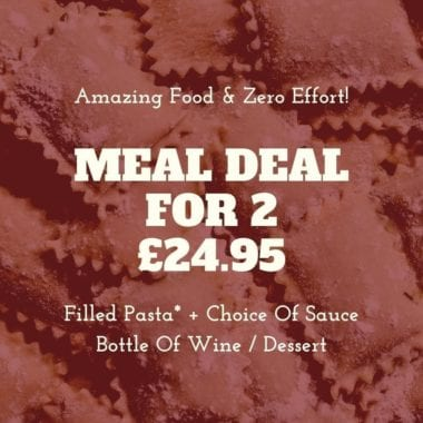 meal deal for 2