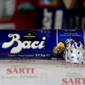 Baci Dark Chocolate Truffles