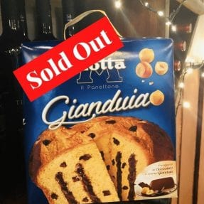 Panettone Gianduia - Sold Out