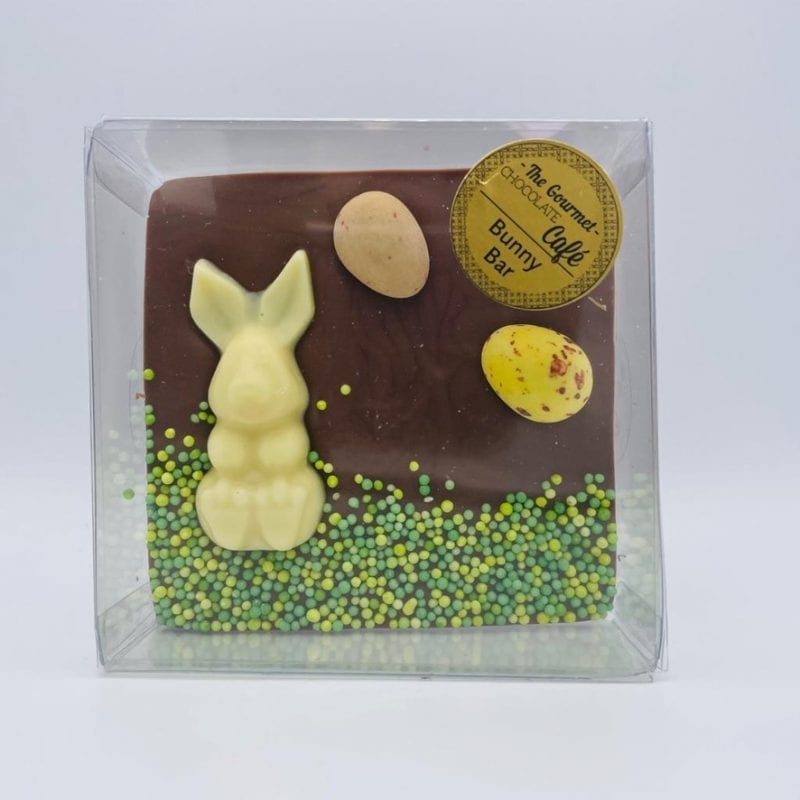 Chocolate Bunny & Egg Bar