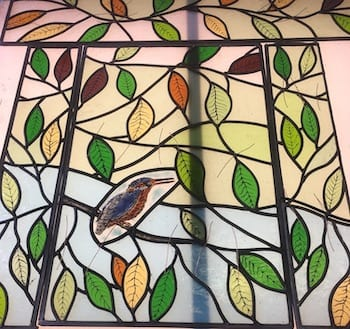 Stained glass classes Glasgow