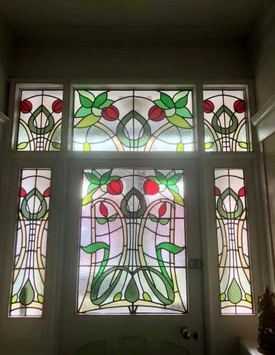Stained Glass Design Glasgow - Final Work
