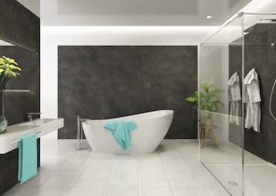 Natural - graphite - wet wall panel sale