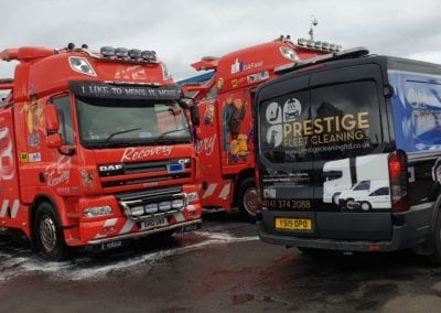 M8 Recovery - Prestige Fleet Cleaning