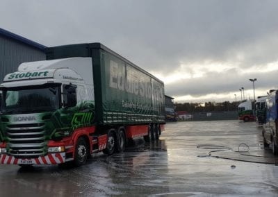 Eddie Stobart 2 - Prestige Fleet Cleaning