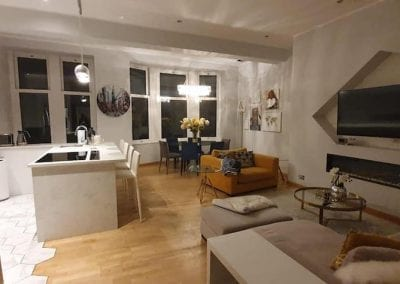 Airbnb Cleaning - Glasgow