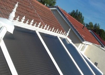conservatory roof cleaning - renfrewshire