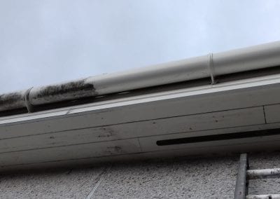 Gutters & Soffits Cleaned