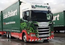 Fleet Cleaning Glasgow - Eddie Stobart - Prestige Fleet Cleaning