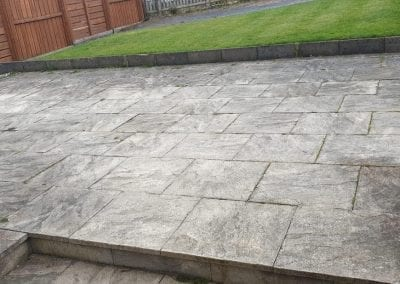 Patio cleaning Glasgow & Paisley