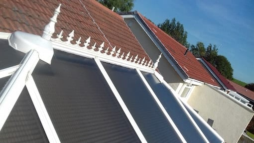 conservatory roof cleaning paisley