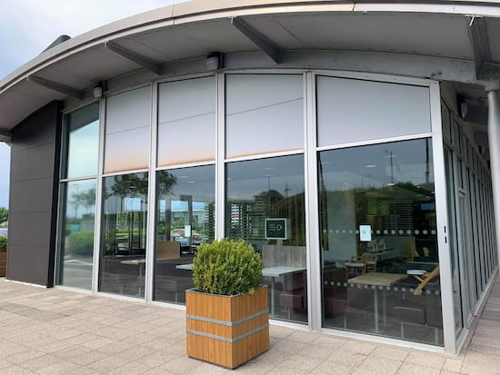 McDonalds Shop Front Cleaning - Braehead