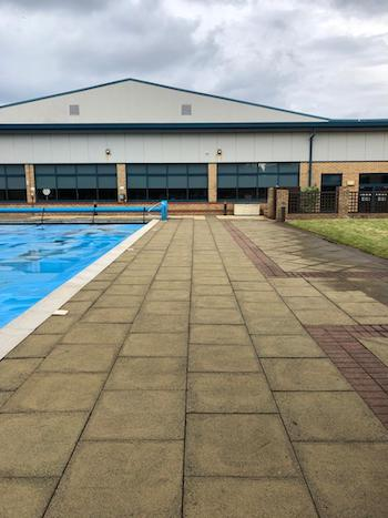 Pressure washing Renfrew - David Lloyd