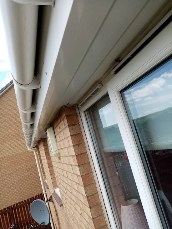 upvc cleaning - after- Renfrewshire - Prestige Window Cleaning