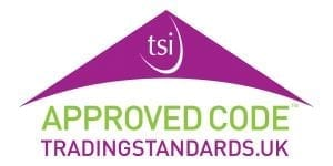 Approved Code Trading Standards - D&N Glass, Glaziers, Glasgow