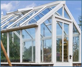 Greenhouse & horticultural glass