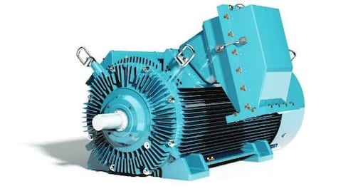 Brook Crompton High Voltage Electric Motors