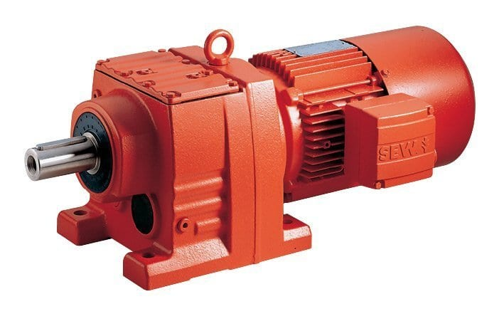 Geared Motors - supplied by PPU