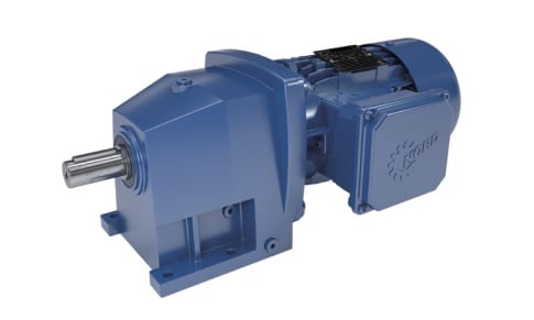 Nord Unicase Helical Gear Motors