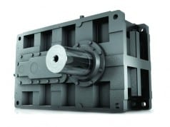 Series G - Helical Industrial Gearboxes - Radicon
