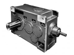 Series H - Inline Industrial Gearboxes - Radicon