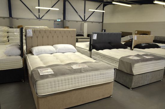 Double Beds - Clyde Bed Centre