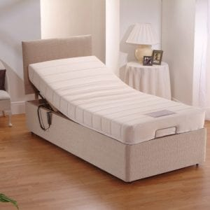 Duramatic Adjustable Bed + Mattress