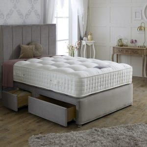Don Natural 2000 Divan Bed Set