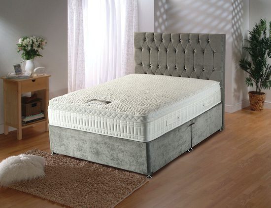 Kelvin 2800 Divan Set - Clyde Bed Centre