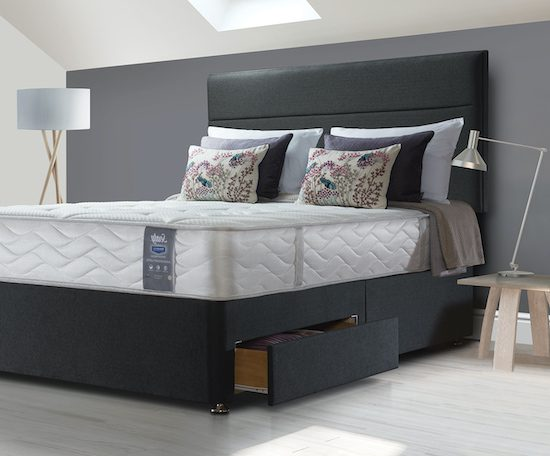 Sealy Anniversary Latex - Clyde Bed Centre