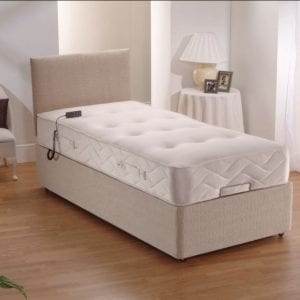 Duramatic Adjustable Bed + Pocket Sprung Mattress