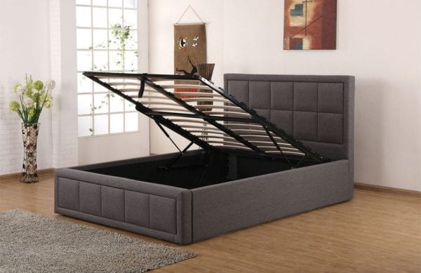 Franklyn Ottoman Bed Frame - Open