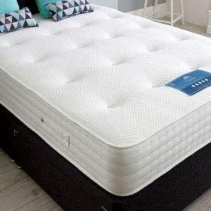 True Seasons Bamboo Mattress